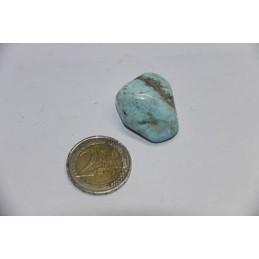 Larimar pierre roulée Qualité AB