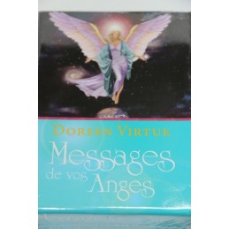 Jeu de Cartes - Messages de vos Anges - Doreen Virtue