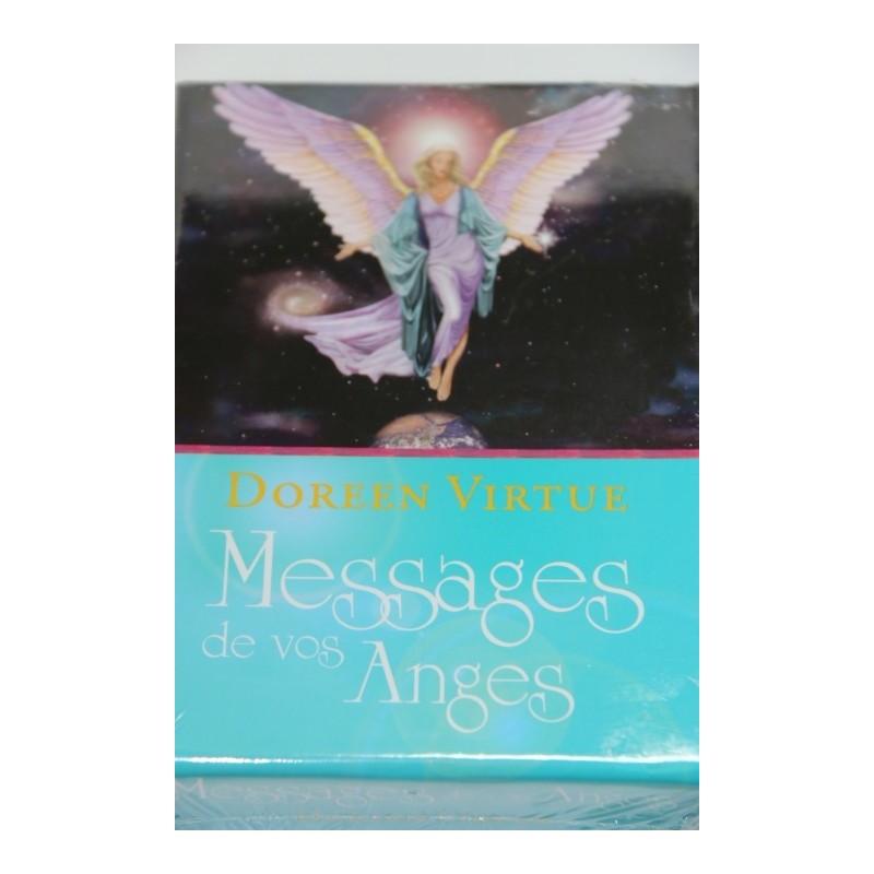 Jeu de Cartes - Messages de vos Anges - Doreen Virtue