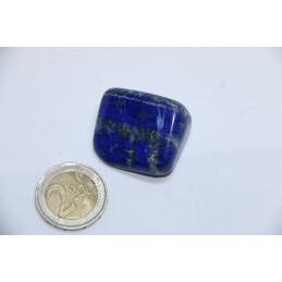 Lapis Lazuli pierre roulée 3x2,5cm
