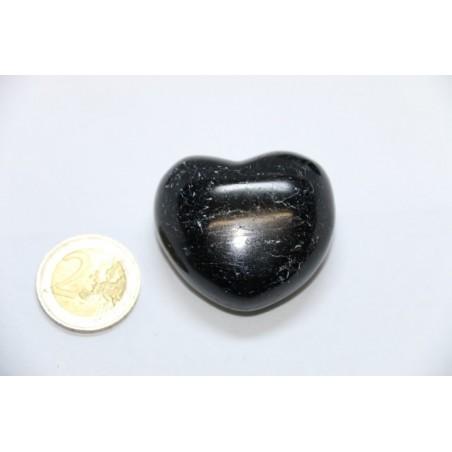 Coeur en Tourmaline
