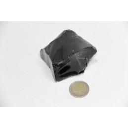 Obsidienne Noire Brut