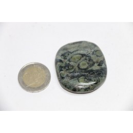 Jaspe Kambaba galet pierre roulée
