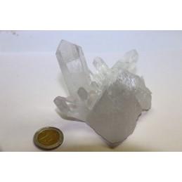 Druse pointe cristal de roche