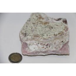 Opale rose brut du Pérou 400gr