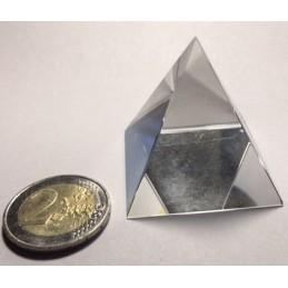 Pyramide en Cristal de verre