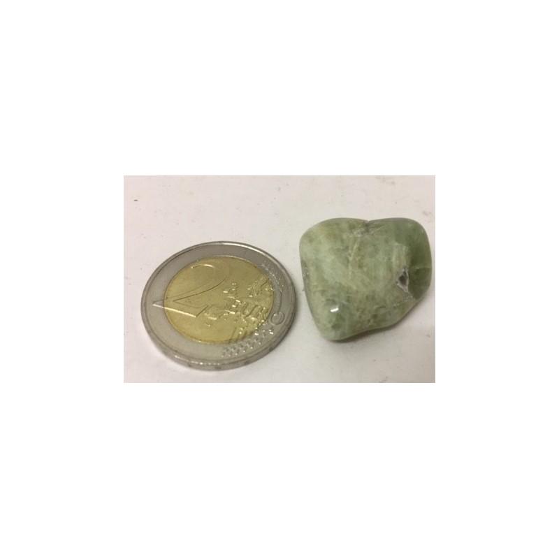 Spodumène pierre roulée