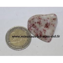 Cinabre pierre roulée