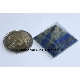 Pyramide en Lapis Lazuli