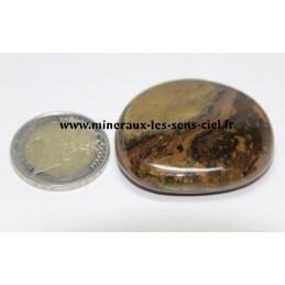 Oeil de Fer galet pierre roulée