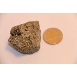 Pyrite pierre brute