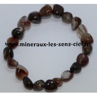 Bracelet Nuggets pierres minéraux